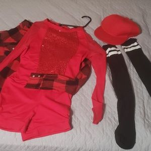 Dance/pageant costume